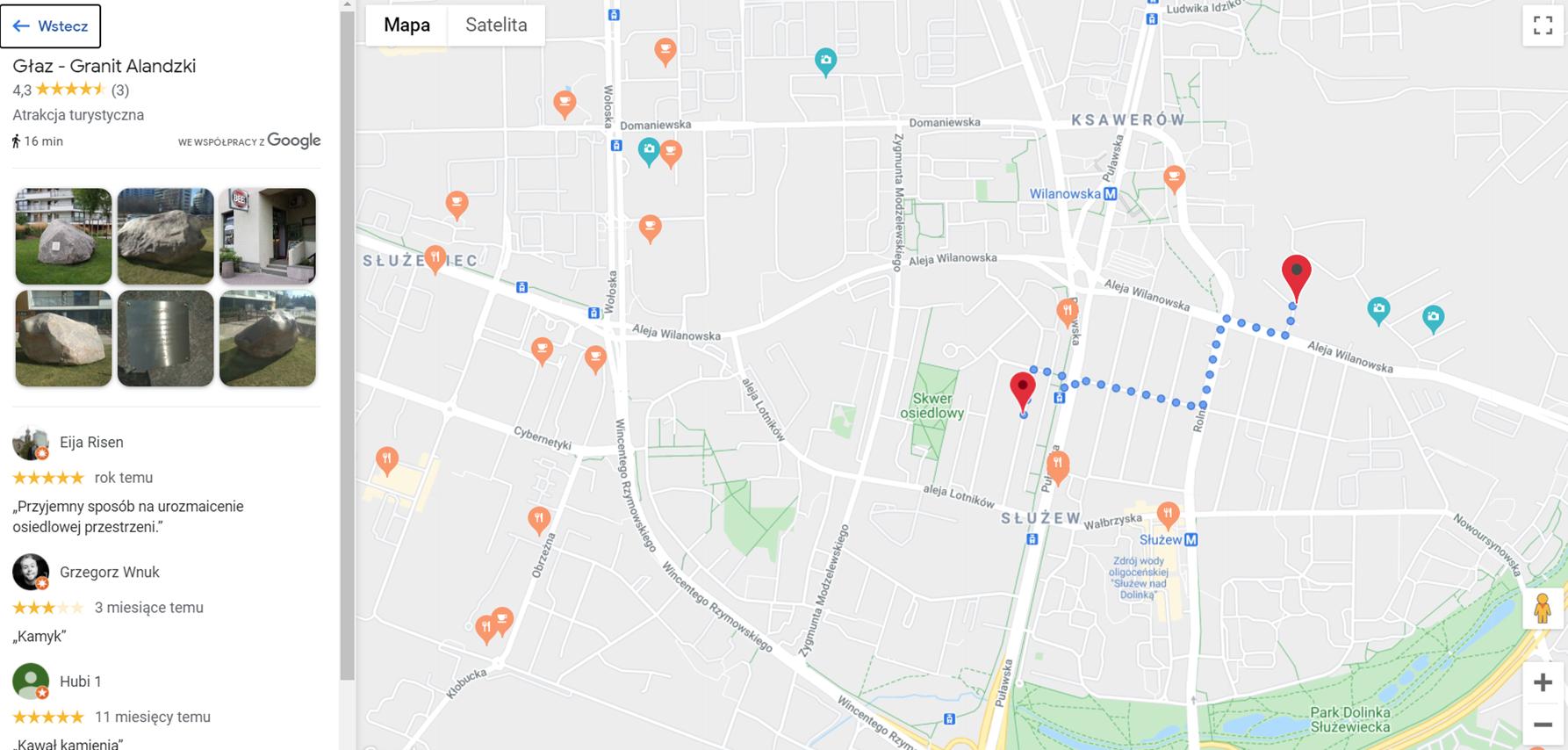 local context map 2